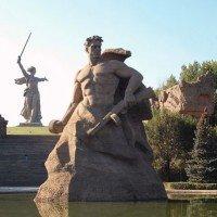Город-герой Волгоград 1 день + проезд