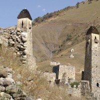 Страна башен Ингушетия