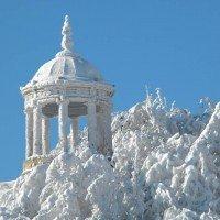 Зимняя сказка Кавказа